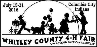 Whitley County 4-H Fair - Columbia City, IN - Fairs and
